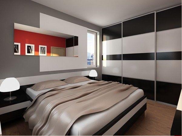 简单抽象派 斯洛伐克单身小公寓