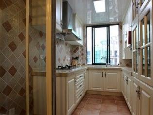 现代简约风格二居室 细节打造精致生活