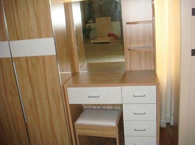 梳妆台组合柜装修效果图
