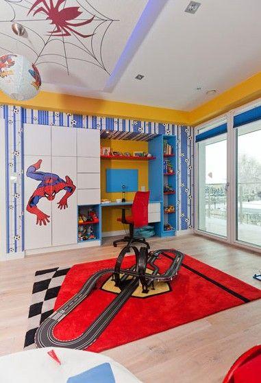 异国风情 波兰现代三房两厅室内设计