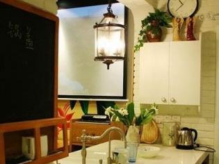 东南亚小户型厨房装修图