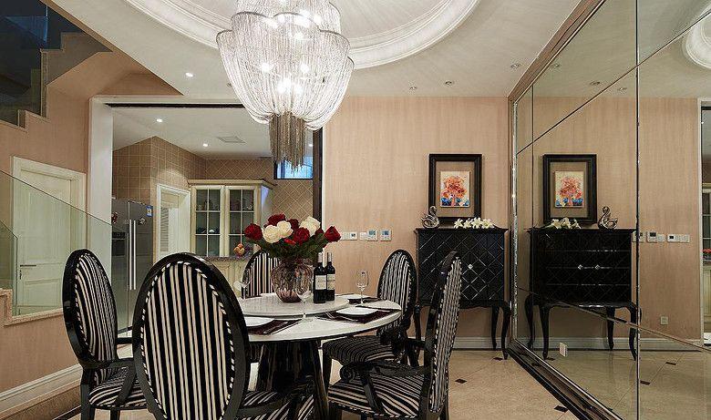 法式风格家居餐厅
