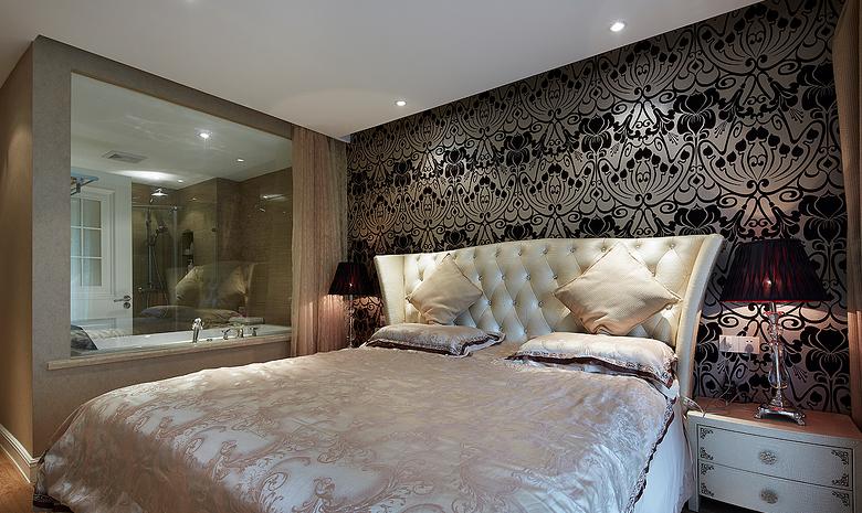 主卧房的高贵设计2