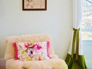 舒适的家居休闲区