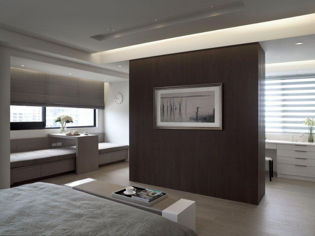 卧室墙柜结构图