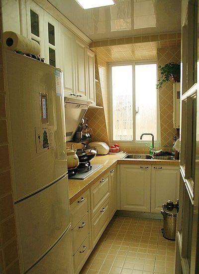 田园风格小厨房