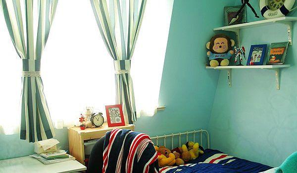 活泼的儿童房