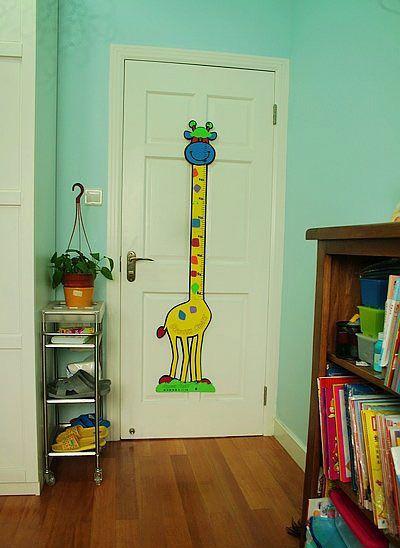 儿童房门设计