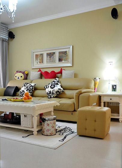 温馨小户型客厅