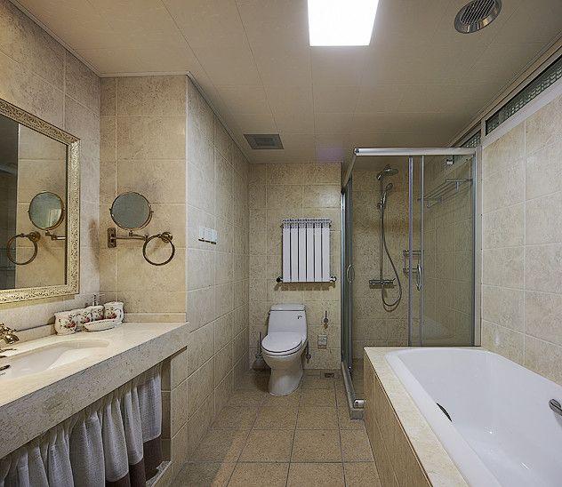 厕所 家居 设计 卫生间 卫生间装修 装修 632_548
