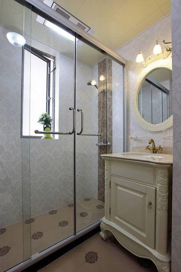 欧式淋浴房