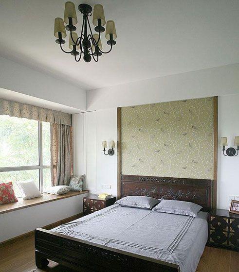 古典别墅的主卧室装修效果图 东南亚主卧室装修效果图 欧洲主卧室设图片