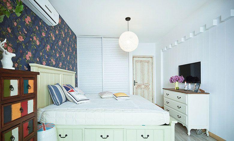 主卧室图装修效果图  户型:大户型 房间:主卧室 风格:北欧风格图片