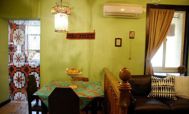 小户型餐厅