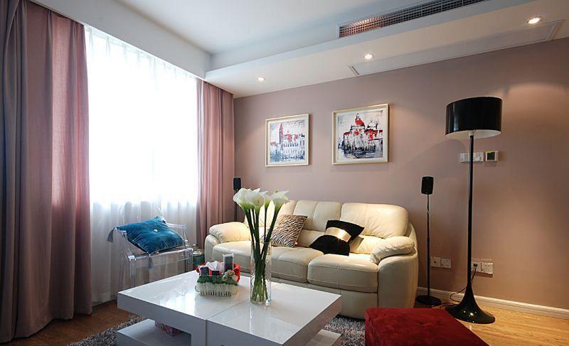现代软装客厅