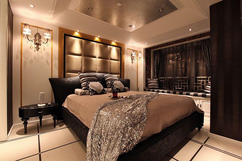 奢华主卧室