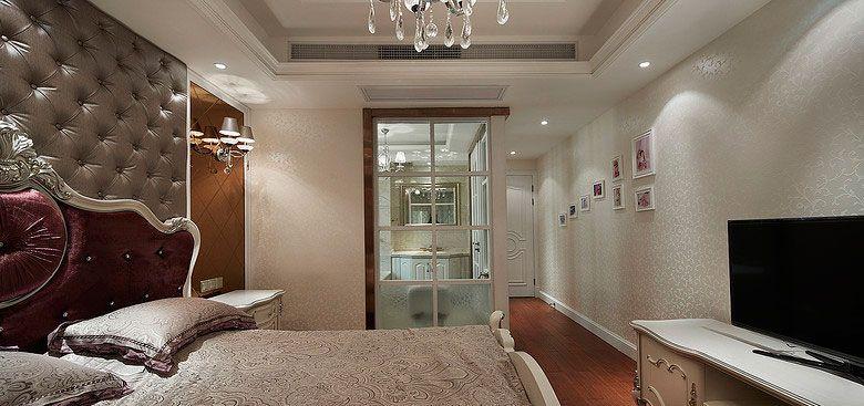 欧式古典主卧室