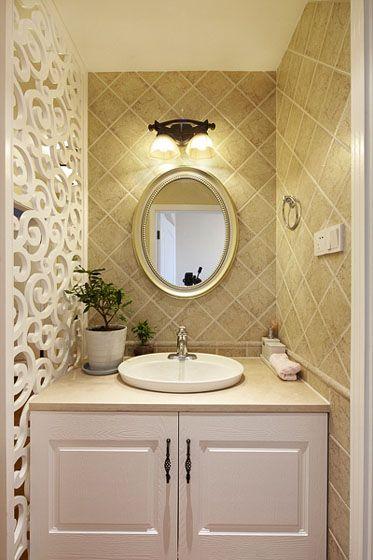 洗手间设计2