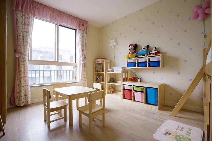 儿童实木家具