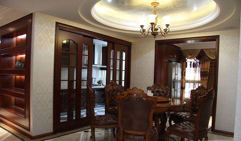 古典餐厅设计