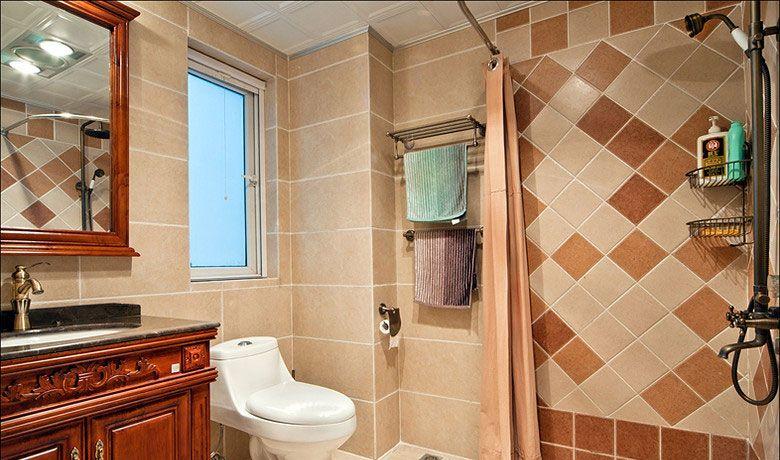 厕所 家居 设计 卫生间 卫生间装修 装修 780_460