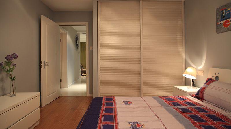 臥室家具定制實木衣柜實木床裝修效果圖 專業永州零陵冷水灘精品家庭