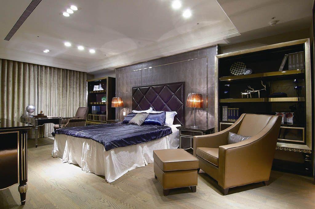 多彩古典卧室