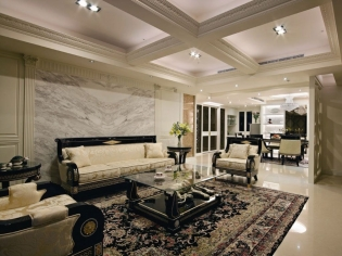 新古典美学客厅