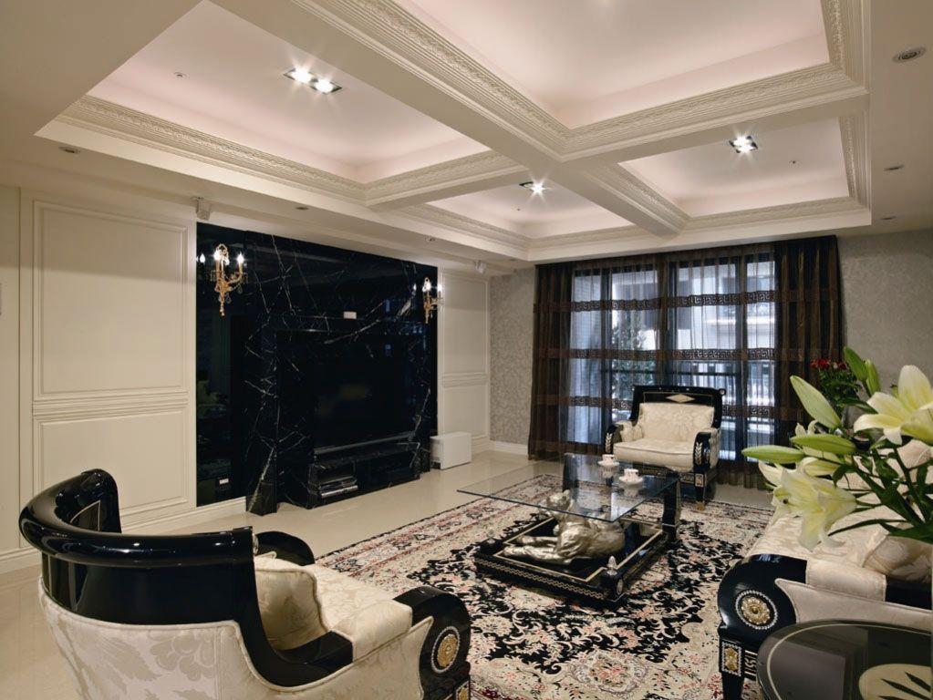 新古典雅致客厅