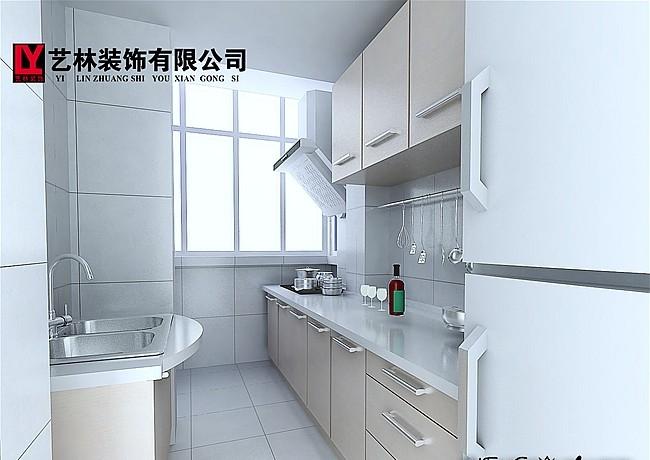 老房子 整体厨房装修效果图