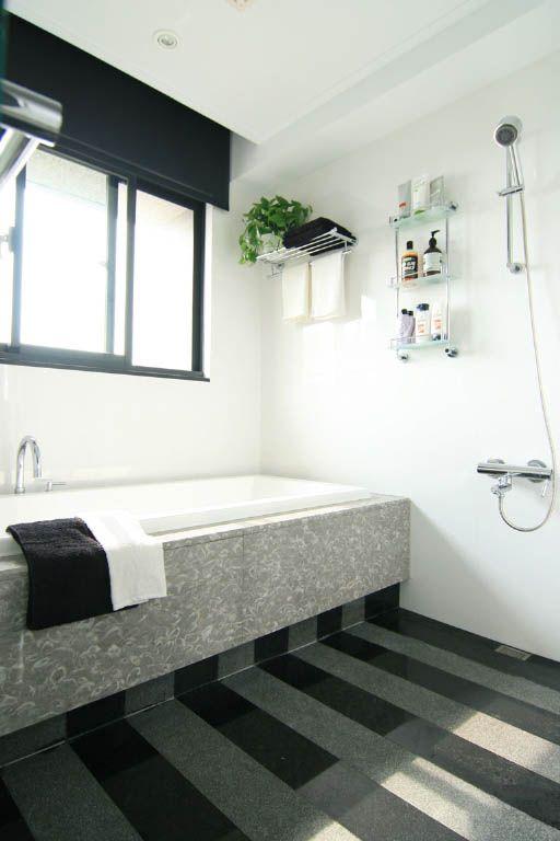 家居个性浴缸