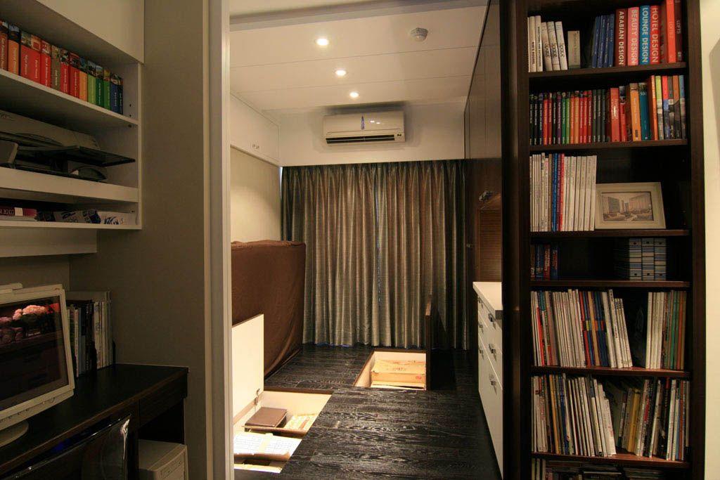 时尚书房空间