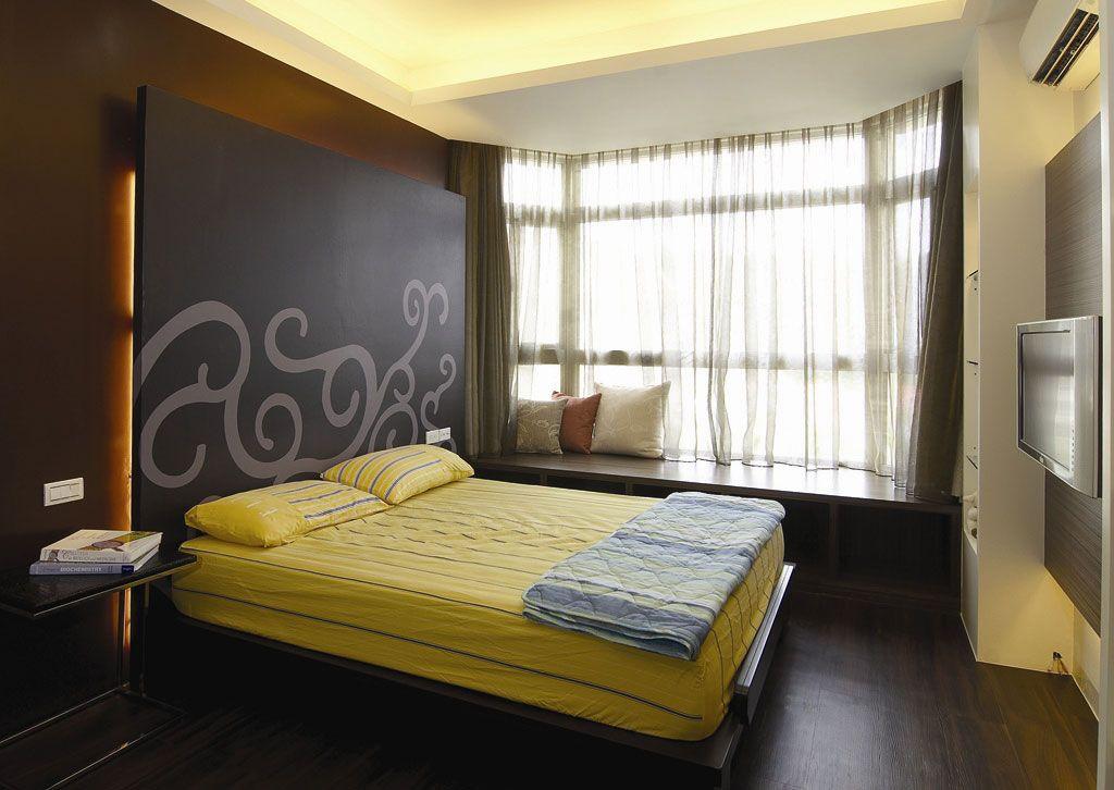 个性空间卧室