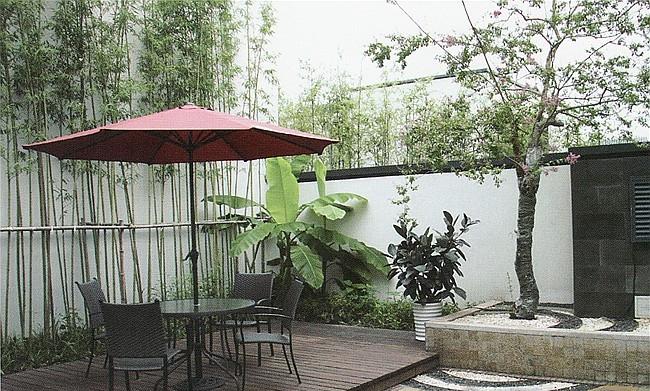庭院景观装修效果图