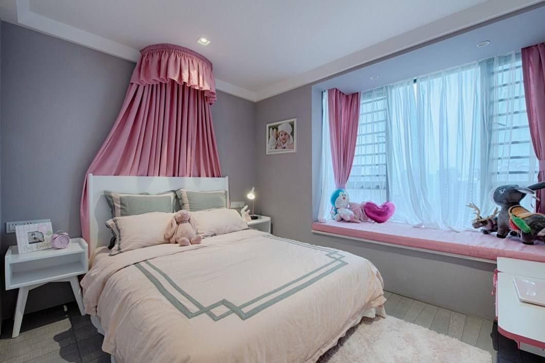都市风格温馨卧室