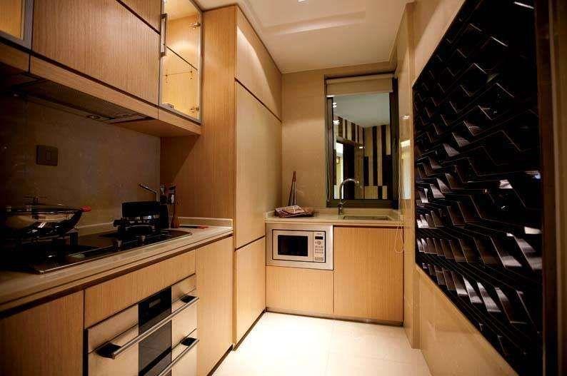 后现代风格厨房装修