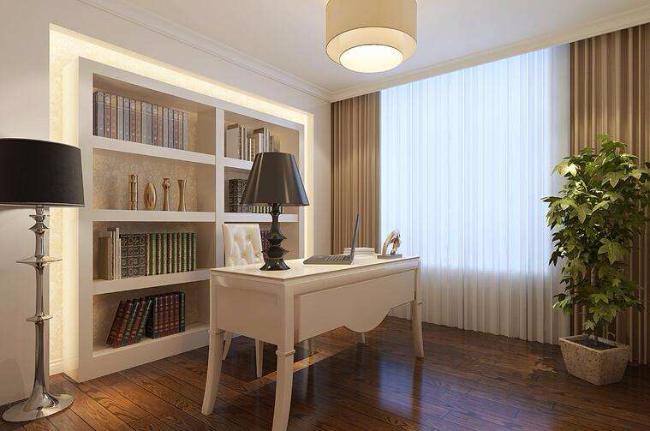书房落地灯