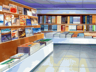 书店儿童绘本区