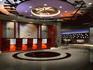 歌舞厅娱乐场所装修效果图