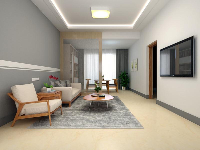 泰和老年公寓大厅