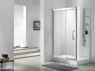 卧室里面的淋浴房