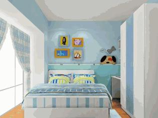 小户型儿童房