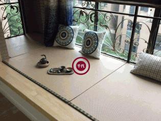 客厅阳台榻榻米